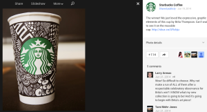 #WhiteCupContest Google Plus
