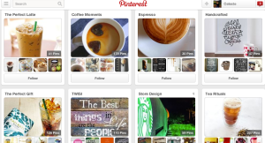 Boards on Pinterest