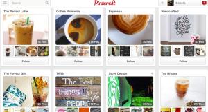 Boards on Pinterest