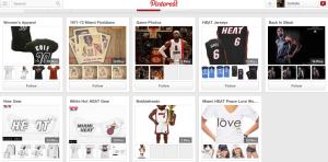 Heat Fashion-Pinterest